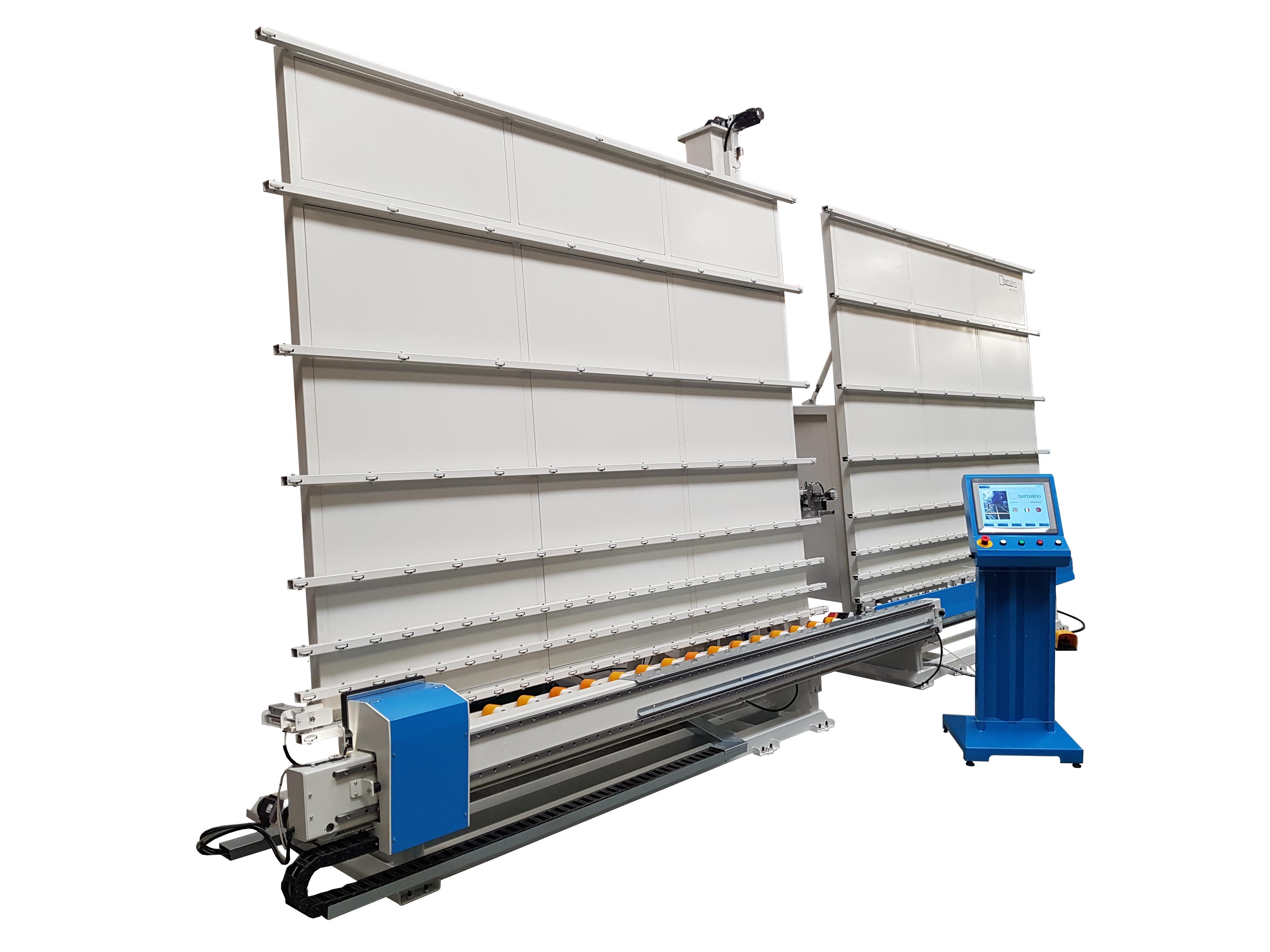 Costruzioni Meccaniche Battellino - Sigillatrice automatica